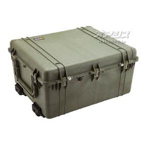 ラージケース(ミリタリーケース・プロテクターケース) 847×722×463mm オリーブドラブ 1690OD PELICAN PRODUCTS