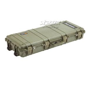 ロングケース(ミリタリーケース・プロテクターケース) 968×406×155mm オリーブドラブ 1700OD PELICAN PRODUCTS