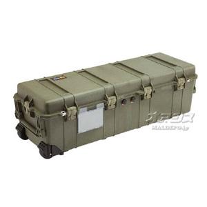 ロングケース(ミリタリーケース・プロテクターケース) 1121×409×355mm オリーブドラブ 1740OD PELICAN PRODUCTS