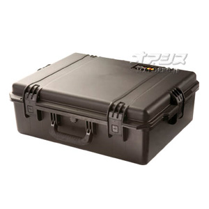ストームケース(ミリタリーケース・プロテクターケース) 625×500×218mm ブラック IM2700BK PELICAN PRODUCTS