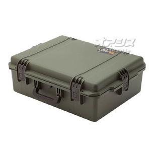 ストームケース(ミリタリーケース・プロテクターケース) 625×500×218mm オリーブドラブ IM2700OD PELICAN PRODUCTS