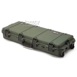 ストームケース(ミリタリーケース・プロテクターケース) 1011×419×170mm オリーブドラブ IM3100OD PELICAN PRODUCTS