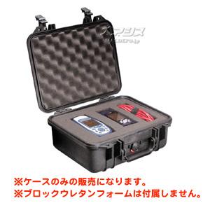スモールケース フォームなし(ミリタリーケース・プロテクターケース) 339×295×152mm ブラック 1400NFBK PELICAN PRODUCTS