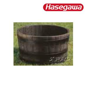 サントリーの本格ウイスキー樽プランター 椀型70 GB-7240 ハセガワ(長谷川工業)