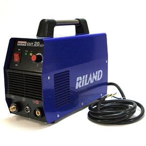 インバーター エアープラズマ切断機 100V専用機 CUT20 リランド(光熔材/RILAND)