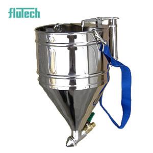 石灰乳吹付機 石灰乳スプレーガン器 6L DR-6L フルテック
