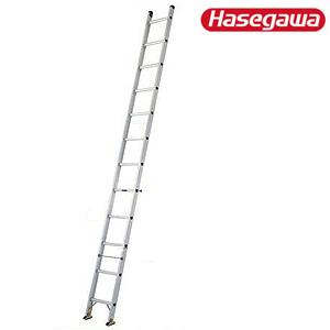 1連はしご 4.09m 軽量アルミ製 HC1-41 ハセガワ(長谷川工業)