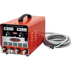 インバーター直流溶接機 二人同時使用機(180A×2) 単相200V SA-180A スワロー電機