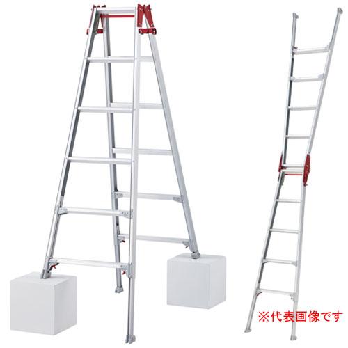 伸縮脚立 はしご兼用ロングタイプ 6尺 RYZ1.0-18 ハセガワ(長谷川工業)