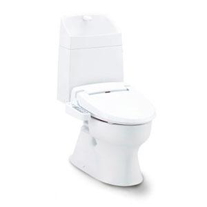 水洗トイレ バリュークリン 手洗い付/温水洗浄便座セット ピュアホワイト Janis(ジャニス工業)