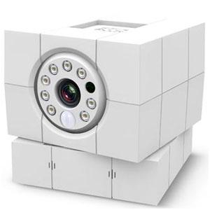 ネットワークカメラ あんしんカム iCam HD360 1/4インチカラーCMOS 100万画素 マザーツール