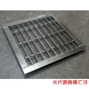 グレーチング 四面ツバ 溜桝用 SUC4 38-465 L5 T-2 株式会社ニムラ 鋼板製 桝寸法450×高さ38mm
