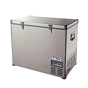 【超特価sale開催】 ポータブル冷凍冷蔵庫 128L PRF-128 ナカトミ AC100V・DC12V/24V 【個人宅配送不可】, 上之保村:ed8c2612 --- supercanaltv.zonalivresh.dominiotemporario.com