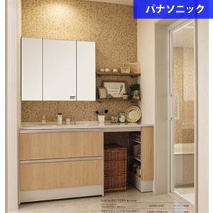シーライン ハイクラス洗面化粧台 D530タイプ GC-155Aセットプラン 幅1500mm Panasonic【受注生産品】