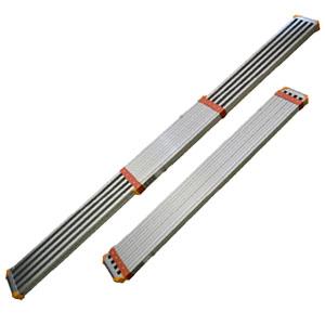 伸縮式足場板 両面使用タイプ STGD-3623 ピカコーポレーション(PICA) 【数量限定】