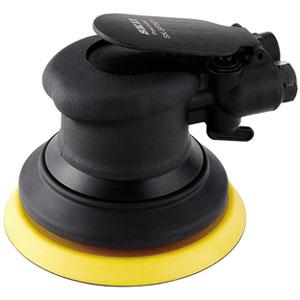 エアーDAサンダー BP SK-BP501 藤原産業 125mmマジック式穴なしタイプ