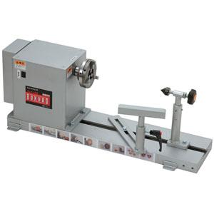 木工旋盤 ROKURO YH-300 藤原産業 最大加工寸法:径300mm×長さ300mm