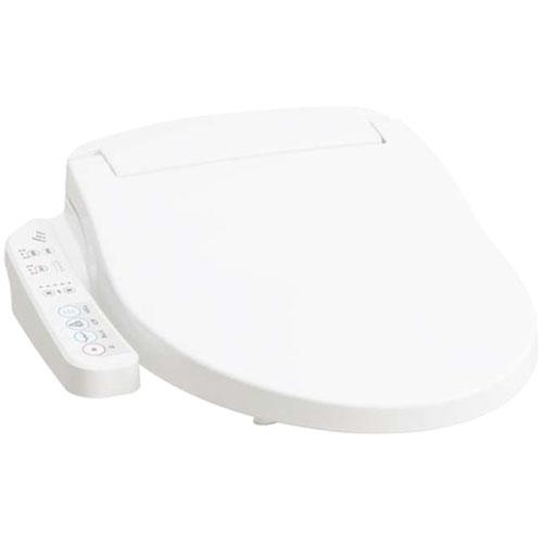 温水洗浄便座 サンウォッシュ 袖付きタイプ 兼用サイズ DLNC120LW アサヒ衛陶 自動洗浄機能付き ホワイト