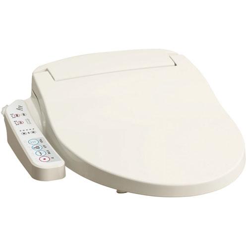 温水洗浄便座 サンウォッシュ 袖付きタイプ 兼用サイズ DLNC120LI アサヒ衛陶 自動洗浄機能付き アイボリー