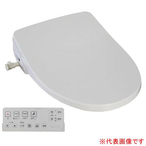 温水洗浄便座 サンウォッシュ リモコンタイプ エロンゲートサイズ DLNC121LI アサヒ衛陶 自動洗浄機能付き アイボリー