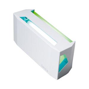 ルイクス インテリア捕虫器 Cシリーズ クリスタルホワイト AC100V