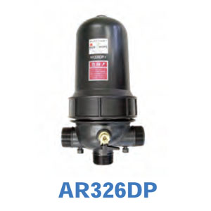 ディスクフィルター 50mm 2インチオスネジ AR326DP サンホープ かん水用 ろ過器