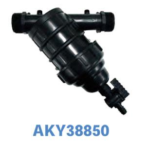 サイクロン式サンドフィルター 50mm AKY38850 サンホープ かん水用 ろ過器