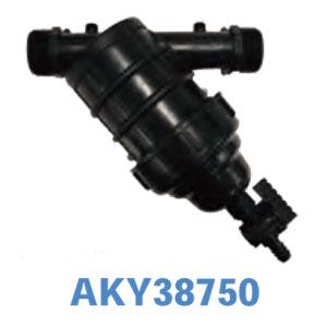 スクリーンフィルター 50mm AKY38750 サンホープ かん水用 ろ過器