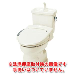 簡易水洗便器 ジャレット 手洗い無し オフホワイト Janis(ジャニス工業)