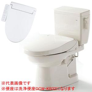 簡易水洗便器(手洗い無し) ソフィアシリーズ 洗浄便座 FZ300-NKB22 ダイワ化成 温風乾燥 操作部一体型