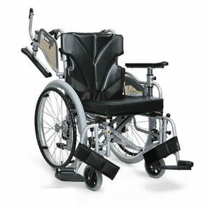 中床型簡易モジュール エレベーティング&スイングアウト 車いすKZM22-40(38・42)EL カワムラサイクル