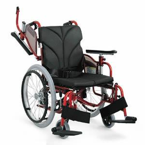 自走介助兼用 モジュール車椅子 AYO24-40(36・38・42・45・48・50) カワムラサイクル 【受注生産品】
