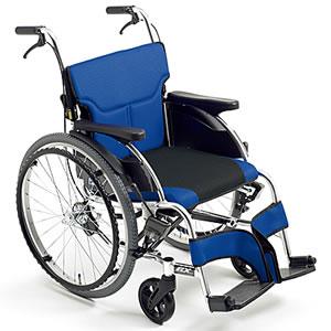 RXシリーズ スタイリッシュ低床自走介助兼用車椅子 RX-1 Lo ミキ