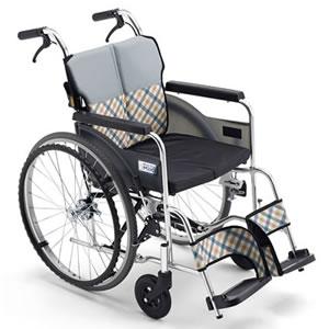 自走介助兼用車椅子 MSR-1 ミキ