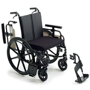 ビッグサイズ 自走式車椅子 KJP-4 ワイドタイプ ミキ