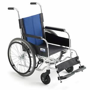 BALシリーズ BAL-0S 低座面高さモジュール 自走式車椅子 ミキ【受注生産品】
