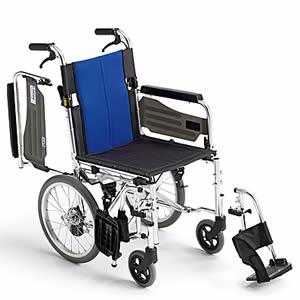 BALシリーズ BAL-4 多機能 介助式車椅子 ミキ