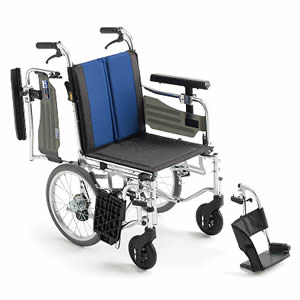 BALシリーズ BAL-6 座面高モジュール 多機能 介助式車椅子 ミキ