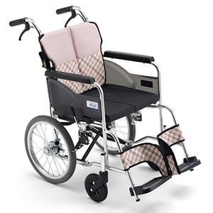 介助式車椅子 MSR-2 ミキ
