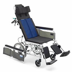 BALシリーズ BAL-14 リクライニング 介助式車椅子 ミキ