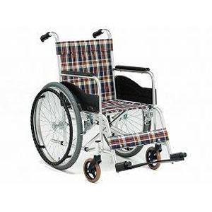 ARシリーズ AR-101 アルミ製 スタンダードタイプ 自走車椅子 松永製作所