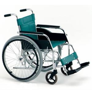 ポンプ内蔵車輪付自走車椅子 DM-81AH 松永製作所【受注生産品】