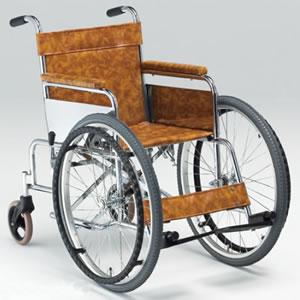 前輪大車輪タイプ 自走型車椅子 ST-2 松永製作所【受注生産品】
