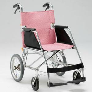 エアライトシリーズ USL-2B 超軽量 スタンダードタイプ 介助型車椅子 松永製作所