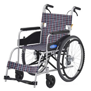 自走介助兼用車椅子 NEO-1 日進医療器