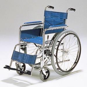 自走型車いす スチール製車いす NS-1 日進医療器