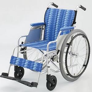 自走型車いす NA-400シリーズ ADtype NA-406AD 日進医療器