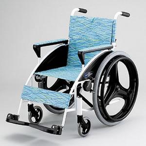 自走型 スタイリッシュ車椅子 iR 日進医療器