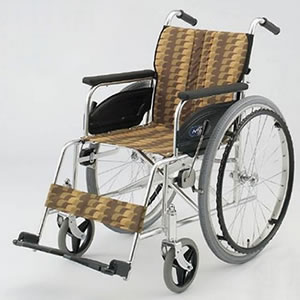 自走型車いす NA-400シリーズ Atype NA-467A 日進医療器