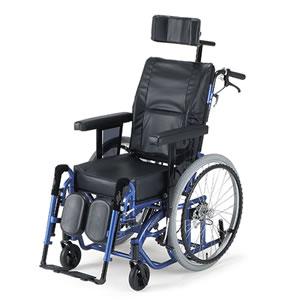 自走型車いす ティルト&リクライニング MAJESTY(マジェスティ) 日進医療器